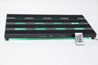 Com Led de controle remoto 16 cores