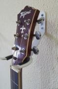 3 Suportes de parede para (Guitarra /Violão /Baixo)
